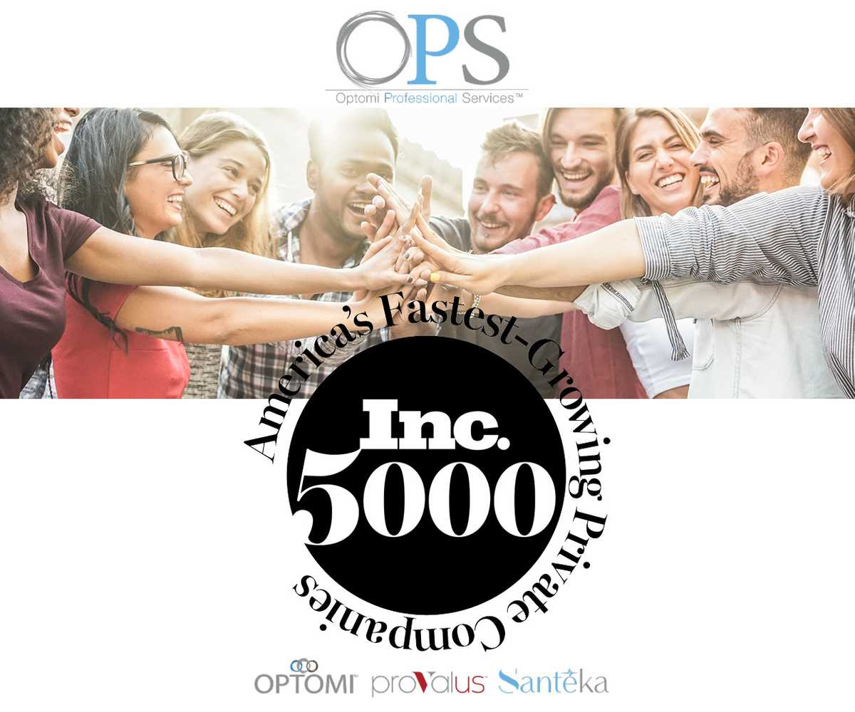 Optomi Professional Services Recognized by INC 5000